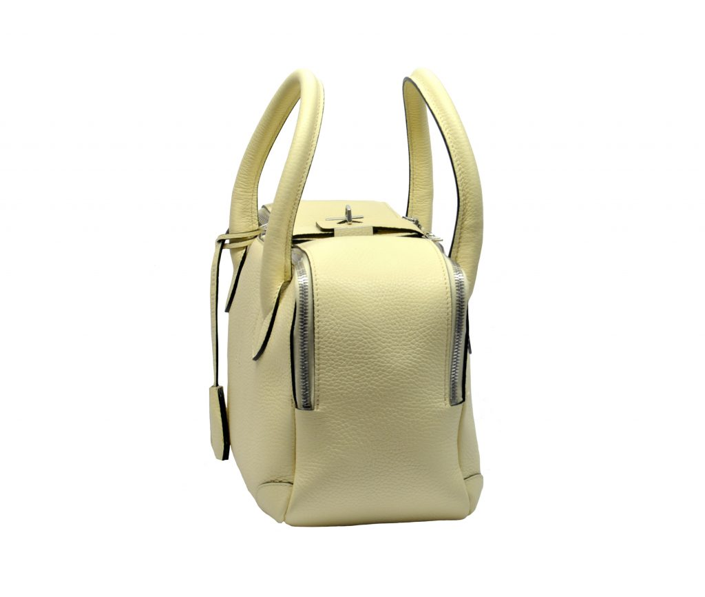 GOLDEN GOOSE DONNA Donna EQUIPAGE BAG NANO IVORY un immagine n. 2/4