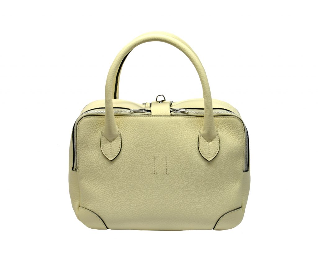 GOLDEN GOOSE DONNA Donna EQUIPAGE BAG NANO IVORY un immagine n. 3/4