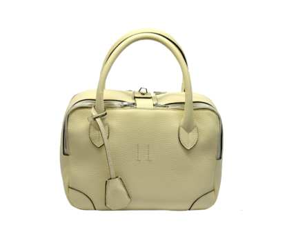 GOLDEN GOOSE DONNA Donna EQUIPAGE BAG NANO IVORY un immagine n. 1/4