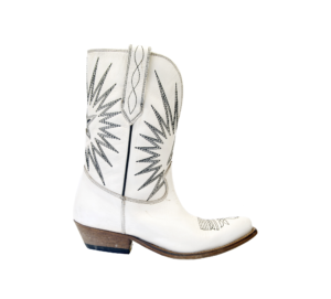 GOLDEN GOOSE DONNA Calzature BOOTS WISH STAR LOW WHITE 36, 37-2, 38-2, 40 immagine n. 1/4