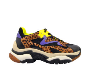 ASH DONNA Calzature SNEAKERS MULTICOLOR MACULATA 36, 37-2, 38-2, 39-2, 40 immagine n. 1/4