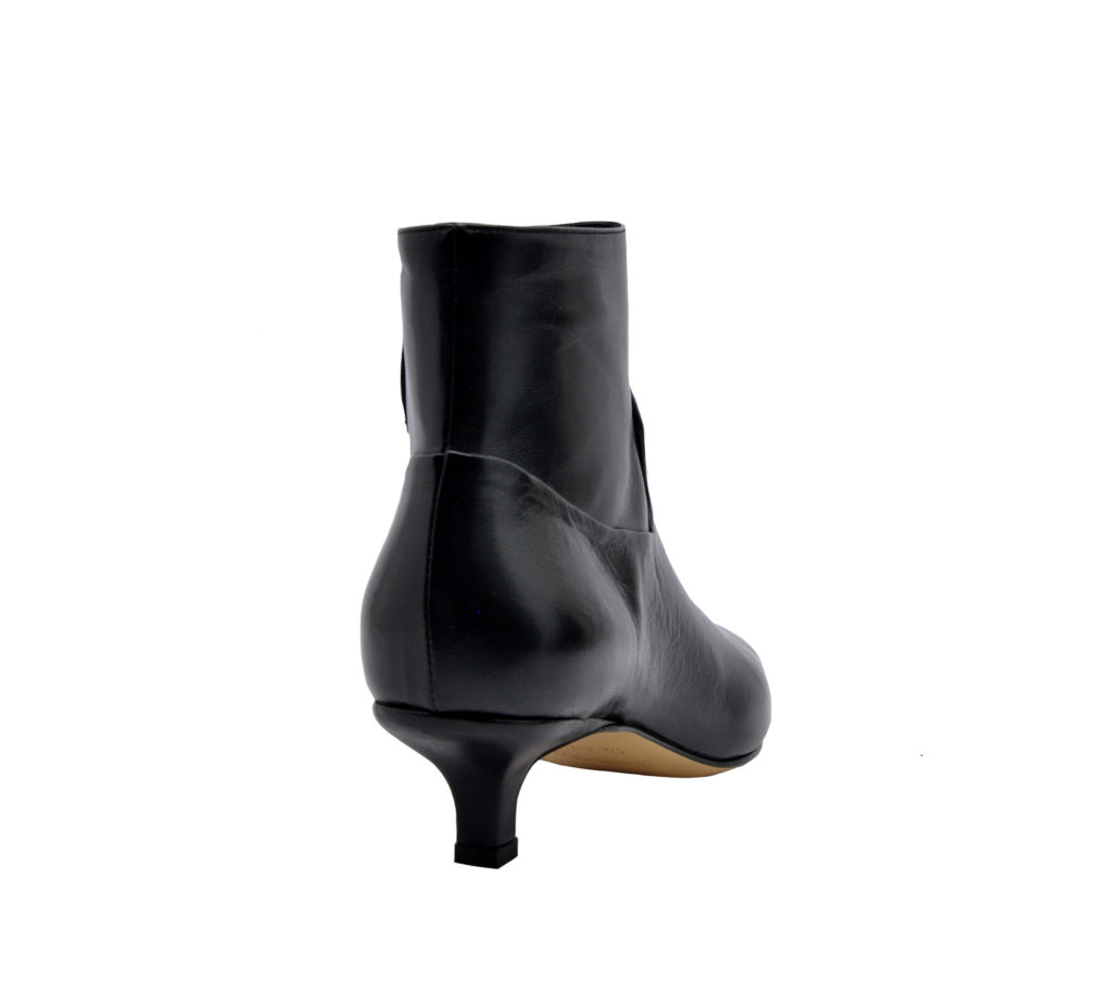 POMME D'OR DONNA Donna STIVALETTO PELLE NERO 36, 37-2, 38-2, 38, 39-2, 40 immagine n. 4/4