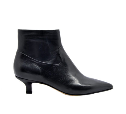 POMME D'OR DONNA Donna STIVALETTO PELLE NERO 36, 37-2, 38-2, 38, 39-2, 40 immagine n. 1/4