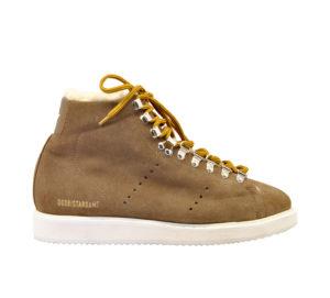 GOLDEN GOOSE UOMO Sneakers SNEAKERS STARGAME MONTONE NOCCIOLA 40, 41-2, 42, 43-2, 44-2, 45-2 immagine n. 1/4