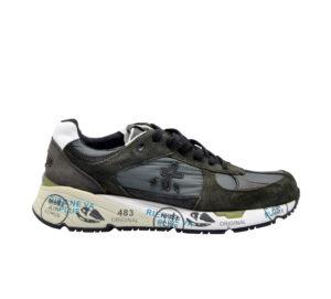 premiata UOMO Sneakers SNEAKERS MASE MILITARE 40, 41-2, 42, 43-2, 44-2, 45-2, 46-2 immagine n. 1/4