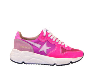 GOLDEN GOOSE DONNA Donna SNEAKERS RUNNING FUXIA 36, 37-2, 38-2, 39-2, 40 immagine n. 1/4