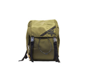 GOLDEN GOOSE UOMO Uomo JOURNEY BACKPACK MILITARY un immagine n. 1/3
