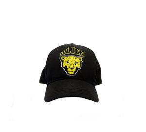 GOLDEN GOOSE UNISEX Unisex CAP LARRY BLACK TIGER un immagine n. 1/3
