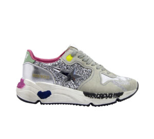 GOLDEN GOOSE DONNA Donna SNEAKERS RUNNING LOGO 35, 36, 37-2, 38-2, 39-2 immagine n. 1/4