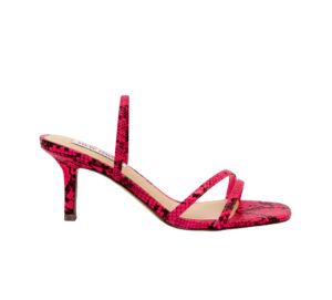 steve madden DONNA Donna MULES STAMPATO PINK 35-2, 36, 37-2, 37, 38-2, 38, 39-2, 40, 41-2 immagine n. 1/4