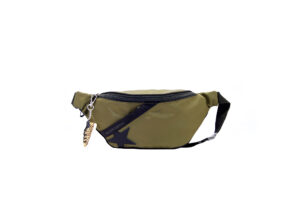 GOLDEN GOOSE UOMO Borsa JOURNEY BELT BAG MILITARY un immagine n. 1/2