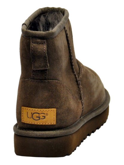 UGG DONNA Calzature STIVALETTO MONTONE CHOCOLATE 36, 37-2, 38-2, 39-2, 40 immagine n. 4/4