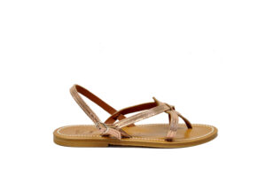 k.jacques DONNA Calzature SANDALO INFRADITO PESCA METAL 36, 37-2, 38-2, 39-2, 40, 41-2 immagine n. 1/4