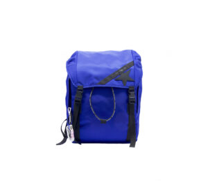 GOLDEN GOOSE UOMO Borsa JOURNEY BACKPACK BLU un immagine n. 1/3