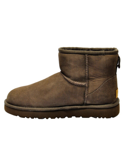 UGG DONNA Calzature STIVALETTO MONTONE CHOCOLATE 36, 37-2, 38-2, 39-2, 40 immagine n. 3/4