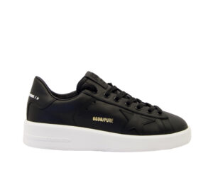 GOLDEN GOOSE DONNA Donna SNEAKERS PURE STAR BLACK 36, 37-2, 38-2, 39-2, 40, 41-2 immagine n. 1/4