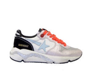GOLDEN GOOSE DONNA Donna SNEAKERS RUNNING CIPRIA NERO 36, 37-2, 38-2, 39-2, 40 immagine n. 1/4