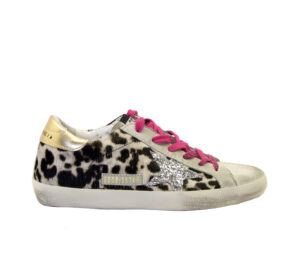 GOLDEN GOOSE DONNA Donna SNEAKERS SUPERSTAR LEO 36, 37-2, 38-2, 39-2, 40, 41-2 immagine n. 1/4