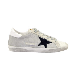 GOLDEN GOOSE DONNA Donna SNEAKERS SUPERSTAR RETE BIANCO 36, 37-2, 38-2, 39-2, 40, 41-2, 35 immagine n. 1/4
