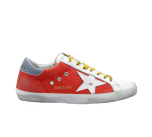 GOLDEN GOOSE UOMO CALZATURE SNEAKERS SUPERSTAR ARAGOSTA 40, 41-2, 42, 43-2, 44-2, 45-2 immagine n. 1/4