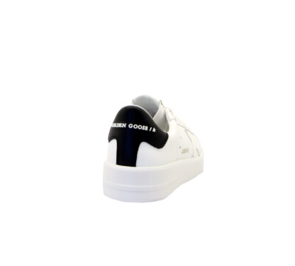 GOLDEN GOOSE DONNA Donna SNEAKERS PURE STAR BIANCO NERO 36, 37-2, 38-2, 39-2, 40, 41-2 immagine n. 4/4